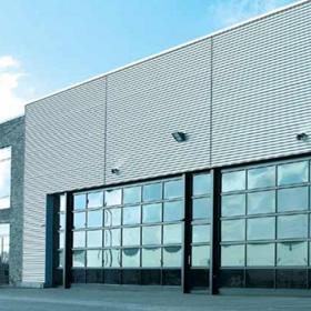 Industriport fra NASSAU model 9000 G ledhejseport