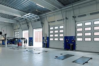 NASSAU 9000F ledhejseporte til dit værksted