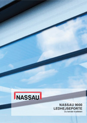 ledhejseport brochure fra NASSAU
