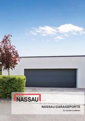 NASSAU Garageport brochure