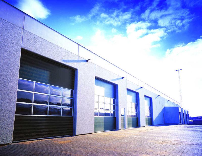 NASSAU 9000M til logistik, fabrikshaller, landbrug eller værksteder