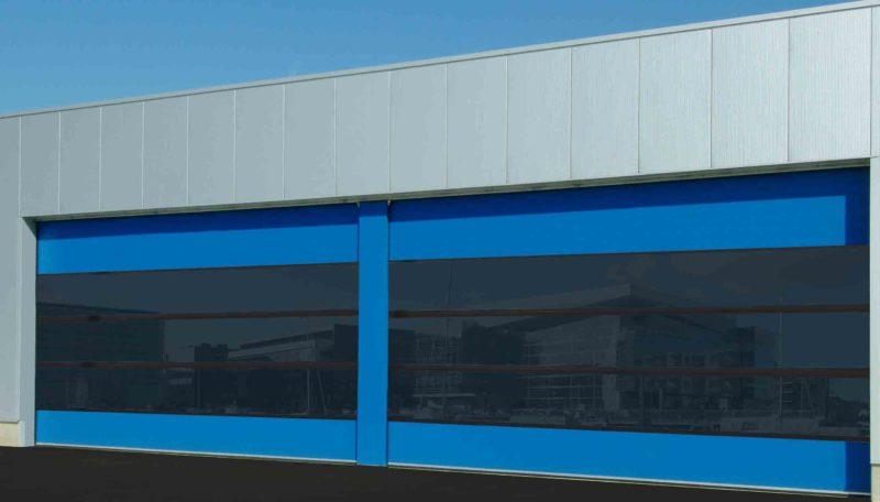9000E Industrietore